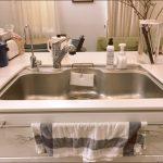 キッチンの水まわりをととのえて食事の準備と片づけの効率UP↑食洗器を最大限に活用したい!
