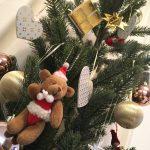 クリスマスツリーを飾りました【IKEAイケア】のツリーは大きいけどコンパクト