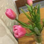 部屋にお花を、心に余裕を。心に余裕をもちたいときに心がけていること。